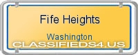 Fife Heights board